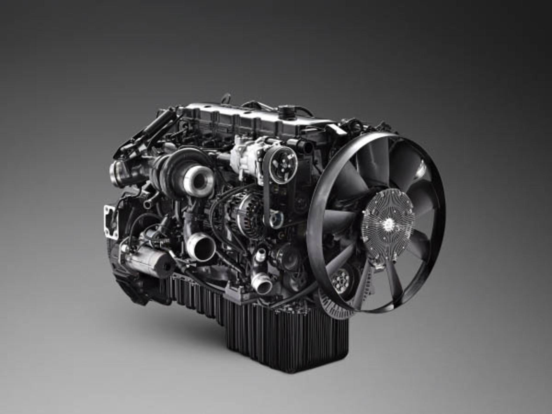 Scania introduces new 7-litre engine | Commercial Motor
