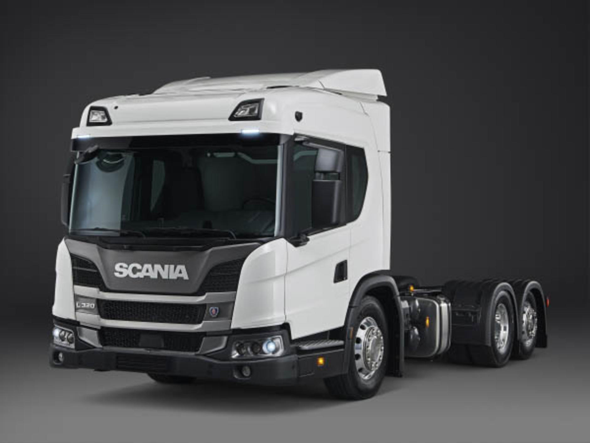 Volkswagen New Truck >> Scania L-series low entry truck announced | Commercial Motor