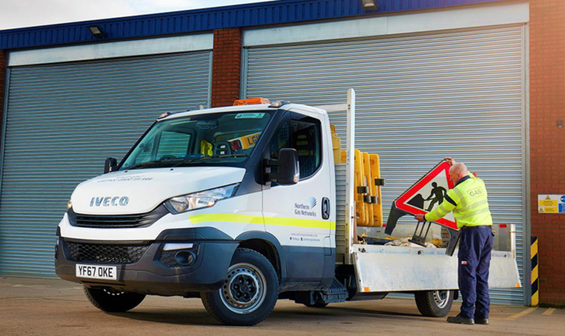 Northern Gas Networks picks CNG-fuelled Iveco Daily Natural Power