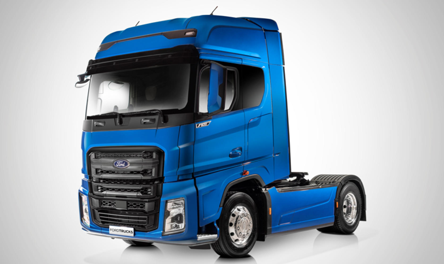 Ford Releases First Pictures Of New Long Haul Tractor Unit