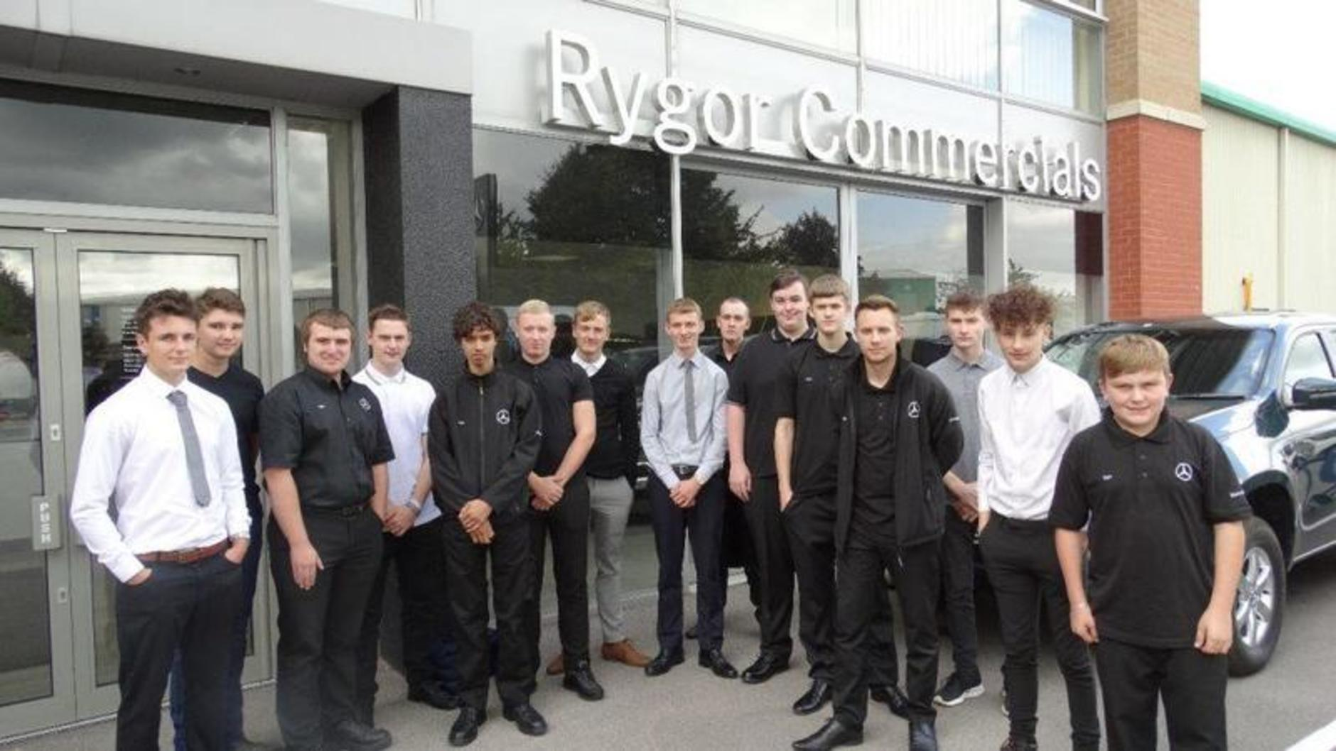 Rygor Apprentices