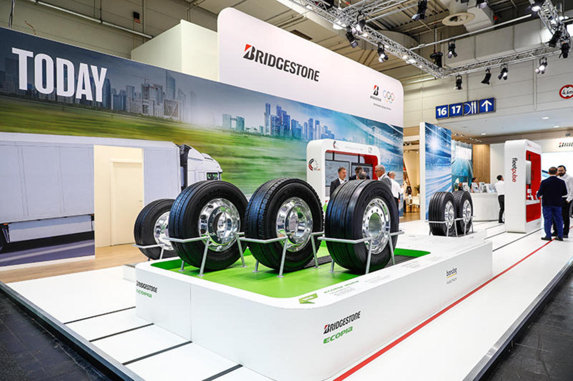 IAA 2018: Bridgestone introduces new fuel efficient tyres