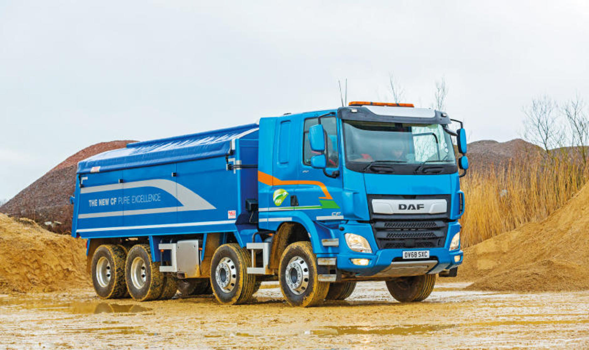 New IVECO S-WAY launched | Page 74 | Commercial Motor