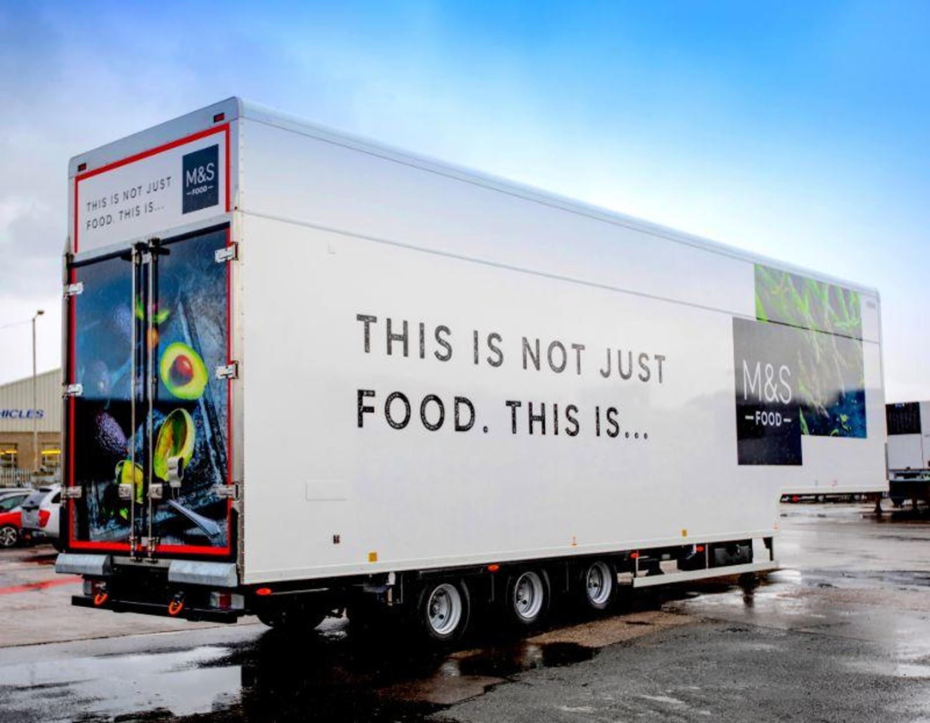 M&S Trailer at TCS&D 2019
