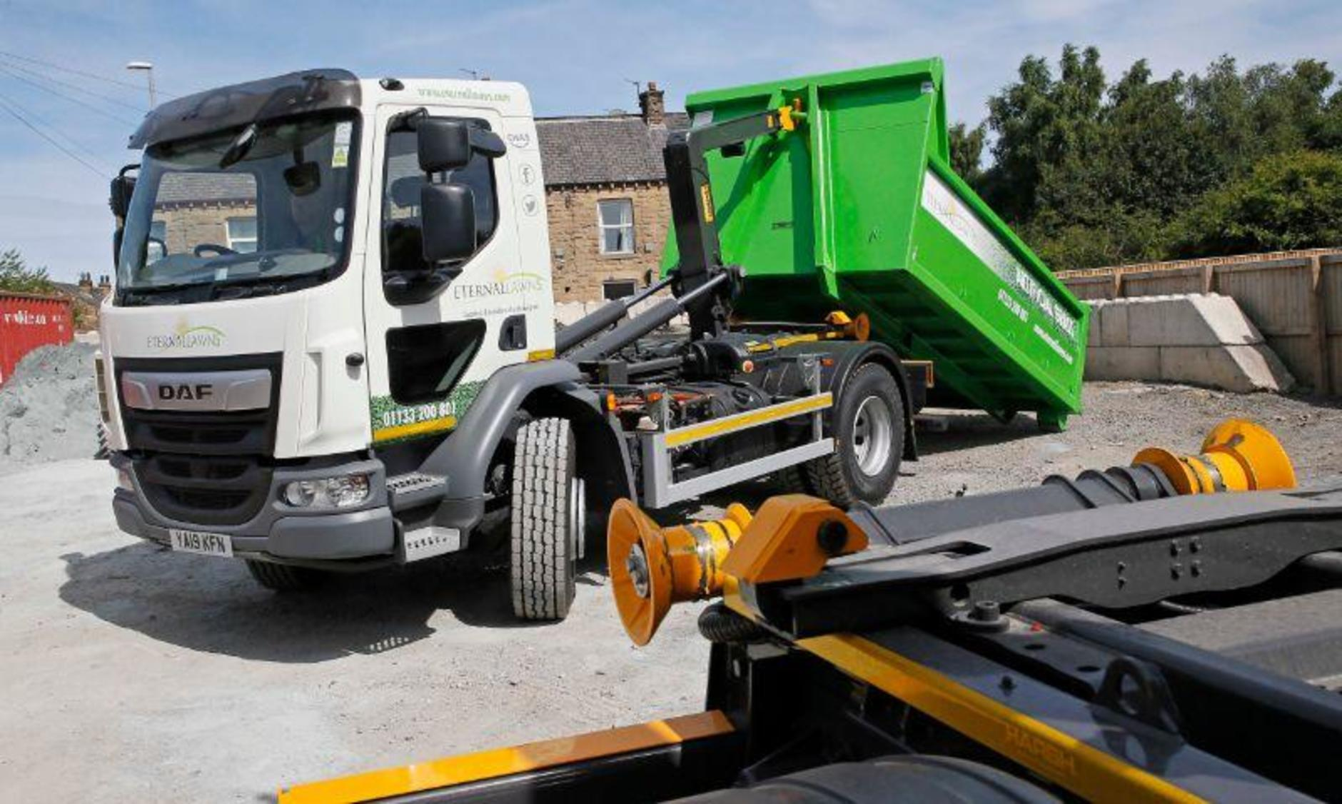 Monk saves weight with three new Volvo FH500   Commercial Motor