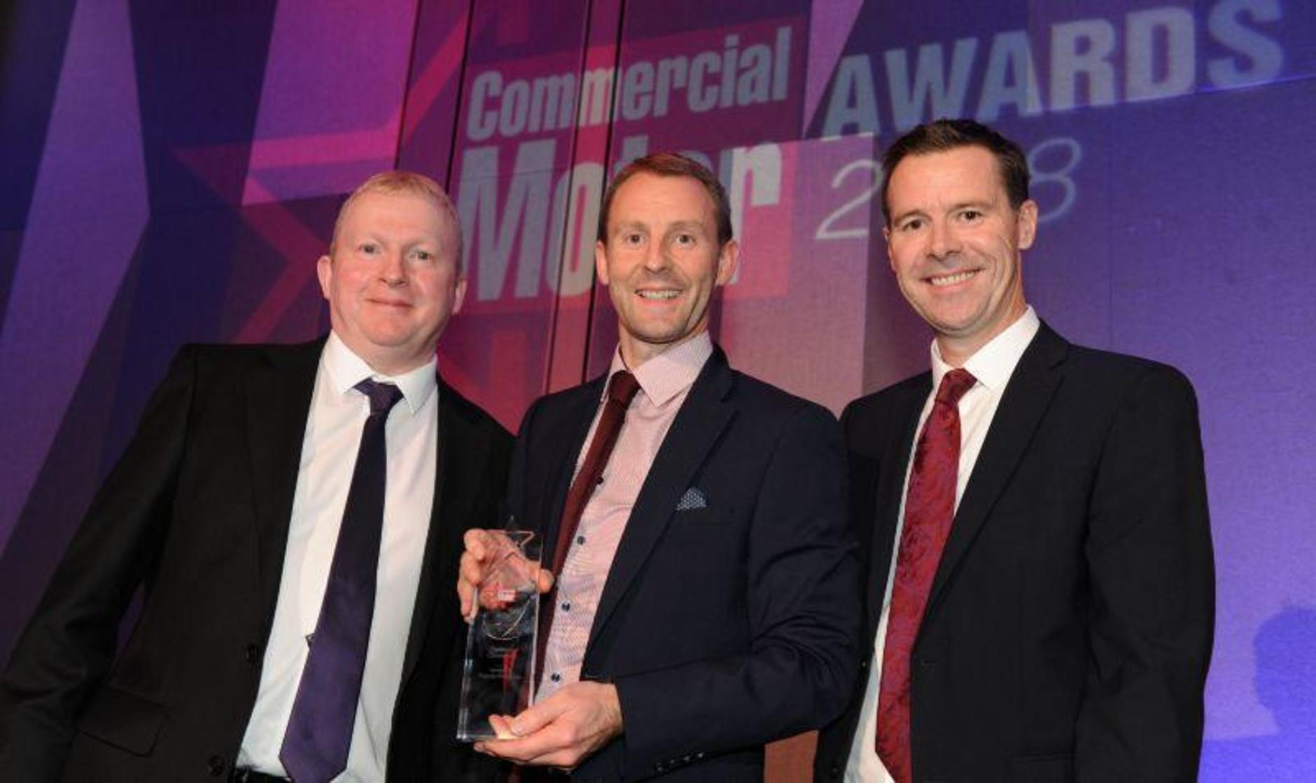 Sales Team of the Year CM Awards