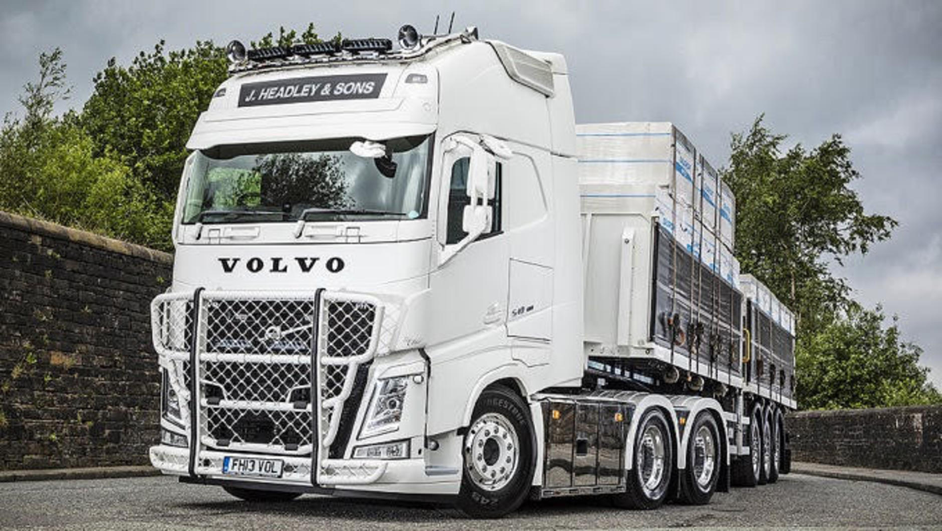Volvo FH-540 Globetrotter XL