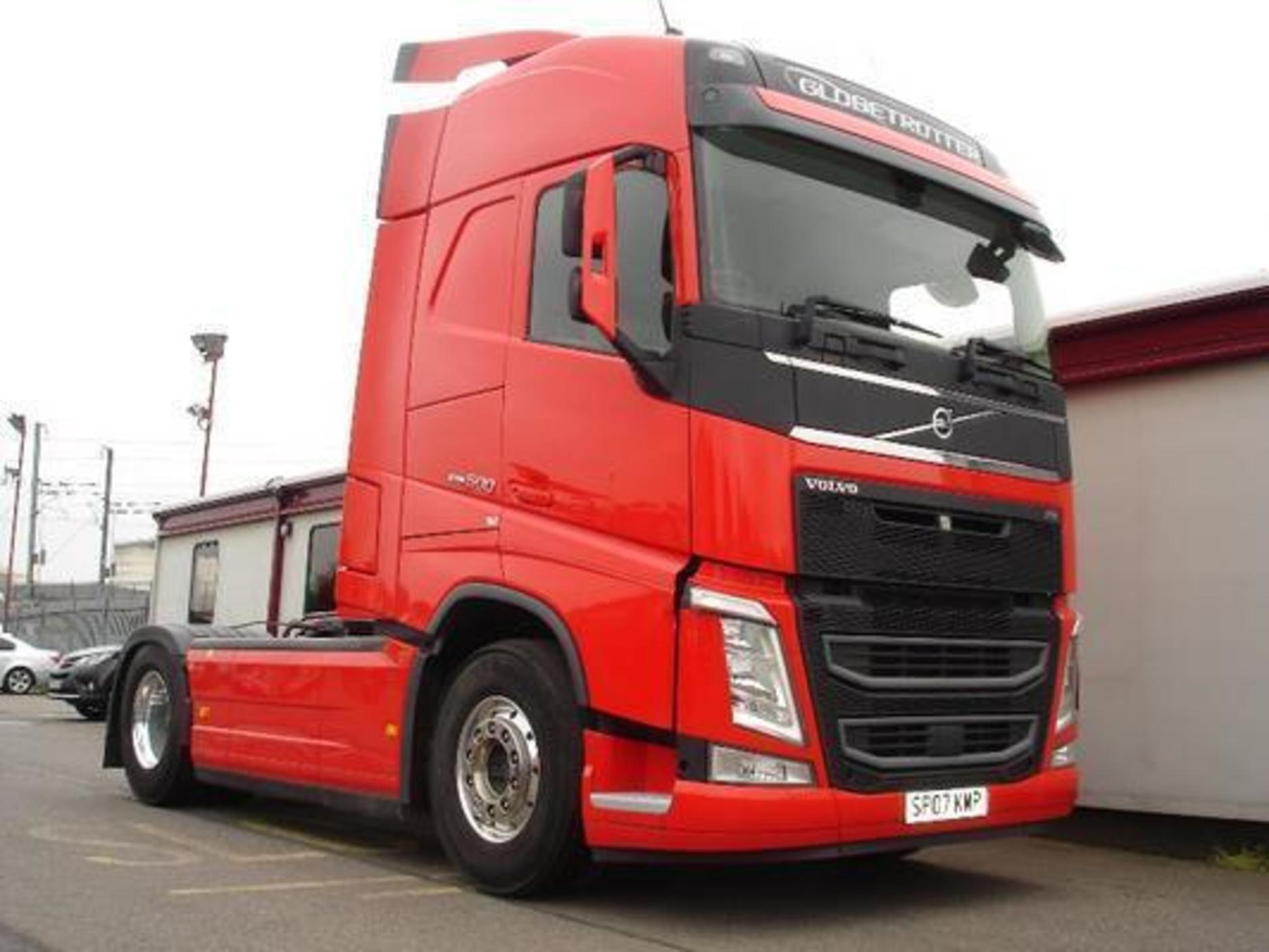 Volvo FH-500