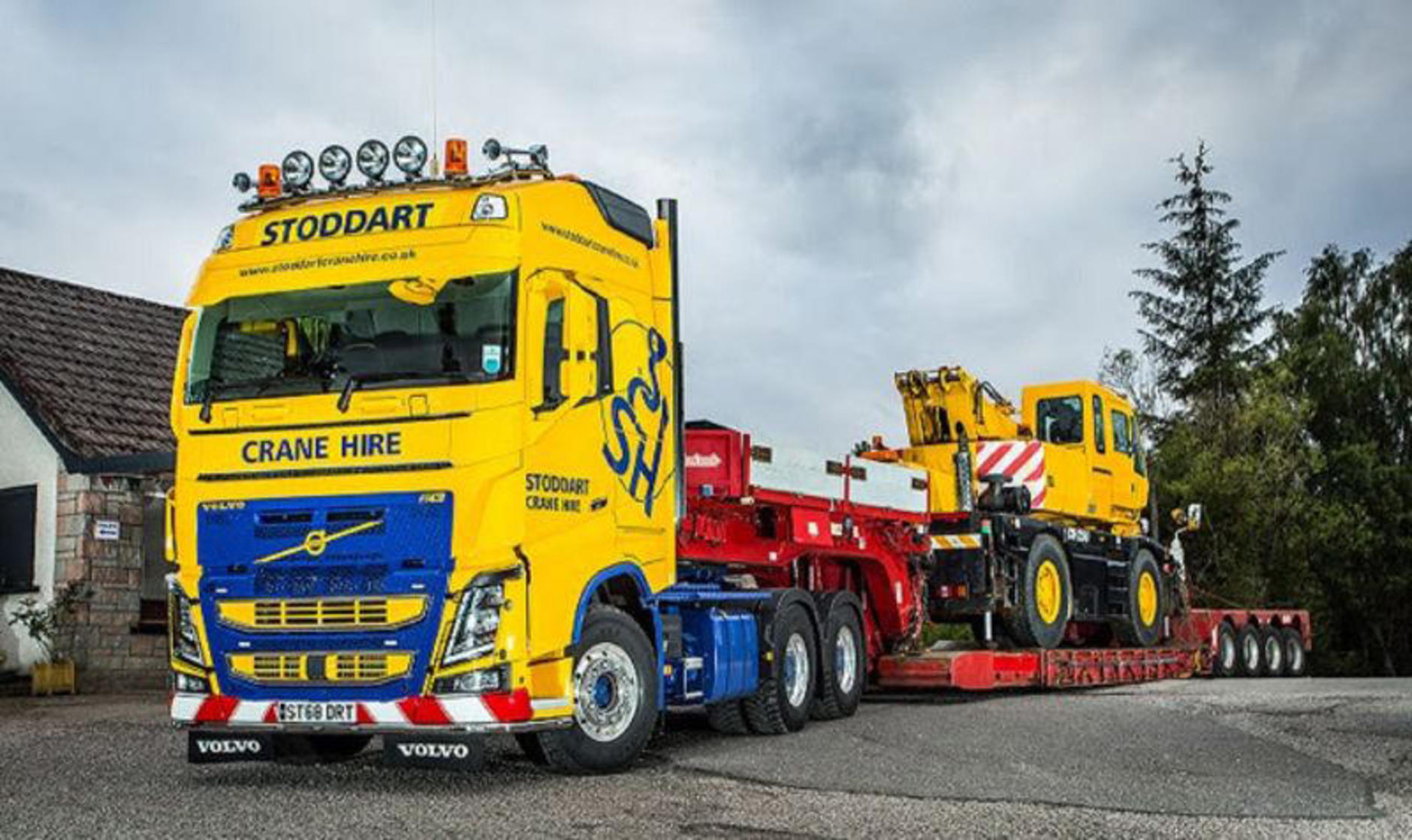 Used Trucks For Sale & Road Transport News | Commercial Motor