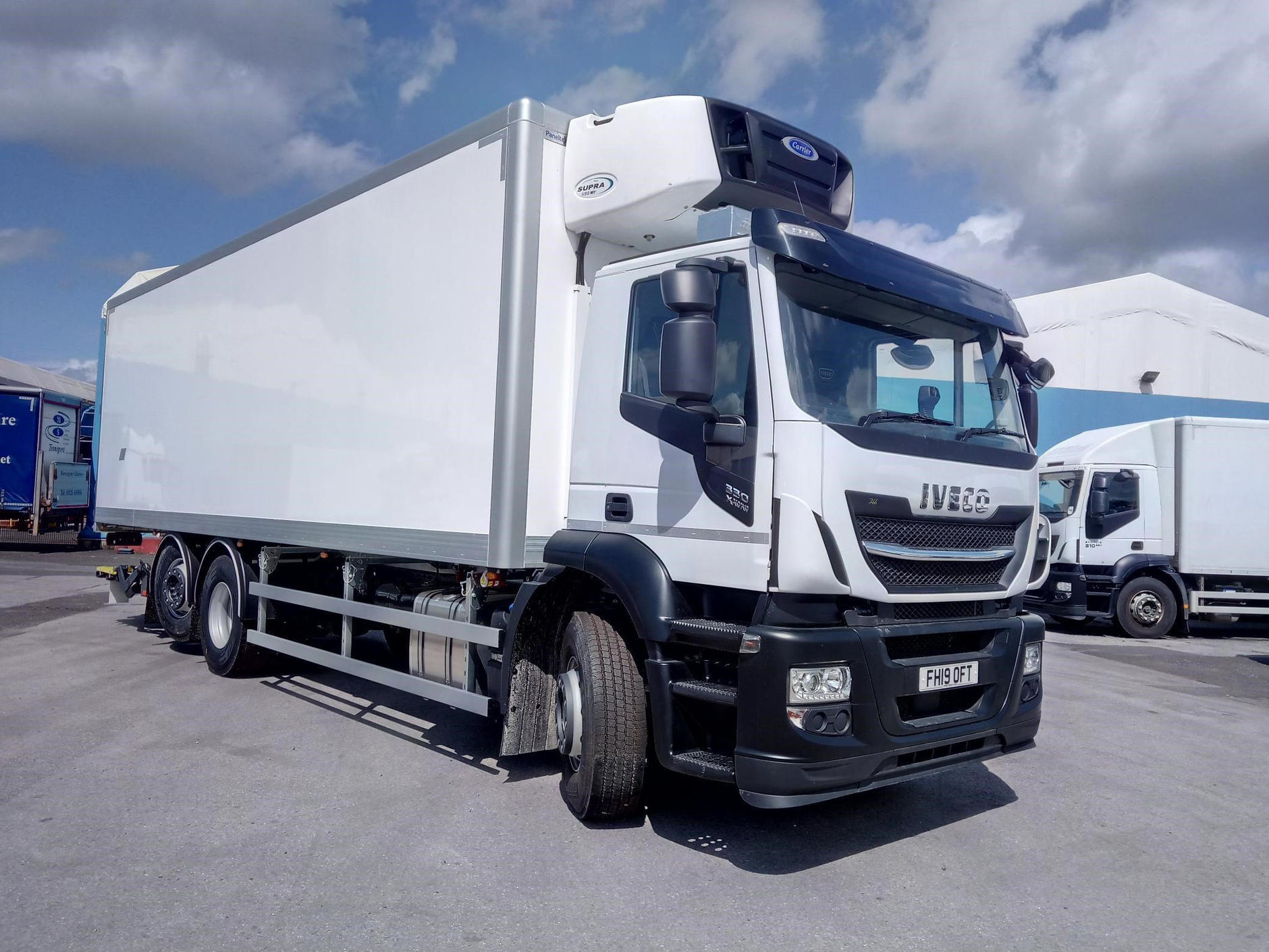 Carrier IVECO