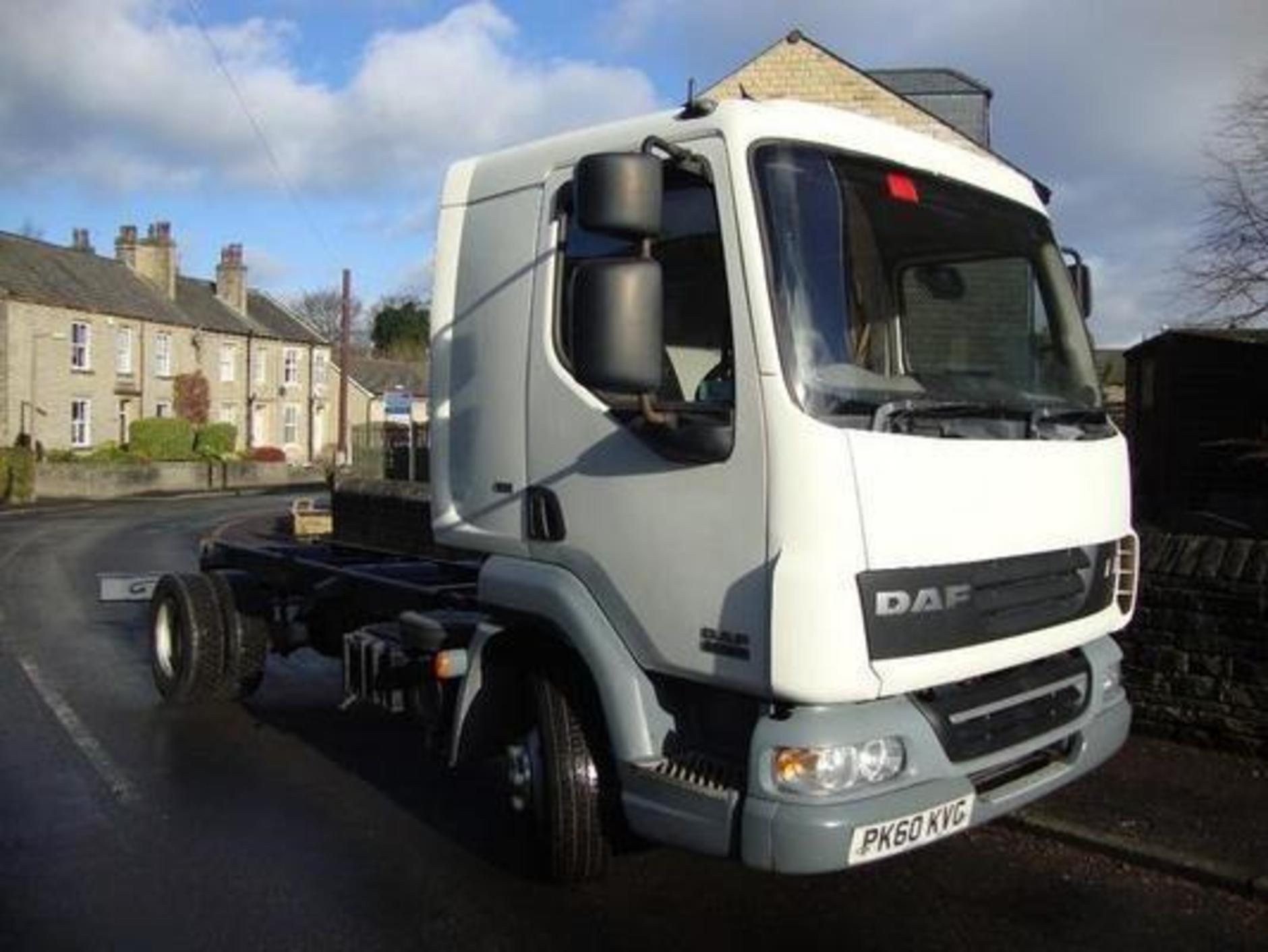 DAF LF Chassis Cab