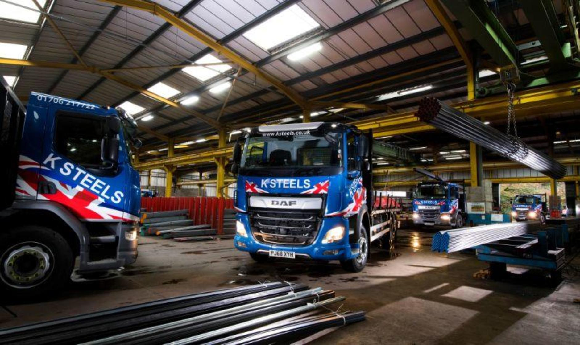 DAF K Steels