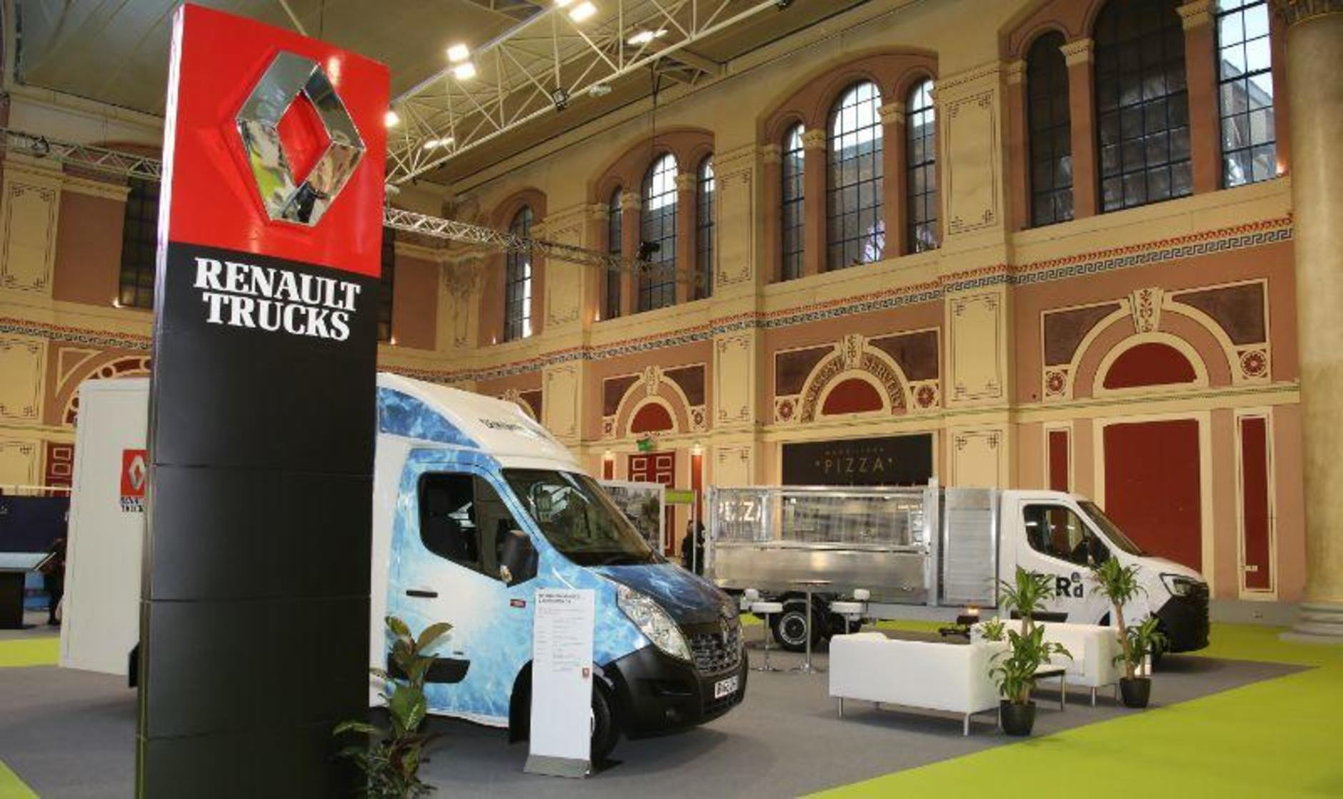 Renault at Freight in the City