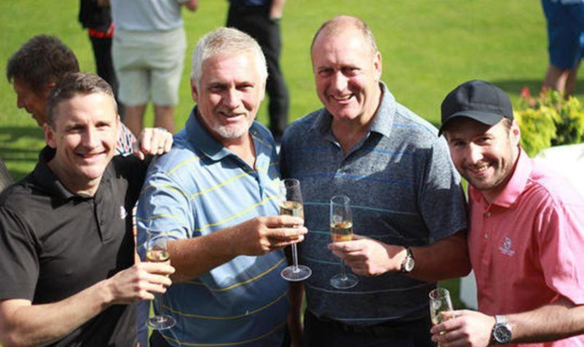 Commercial Motor Golf Day
