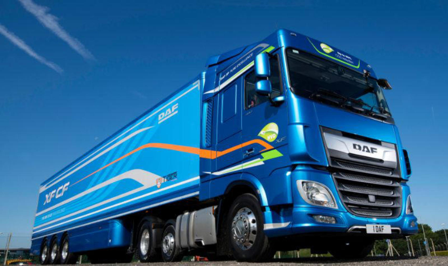 DAF introduces new Remote Tacho Service