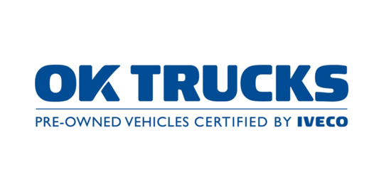 North East Truck and Van OK Trucks logo