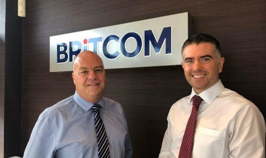 Britcom promotes Carmichael and Day