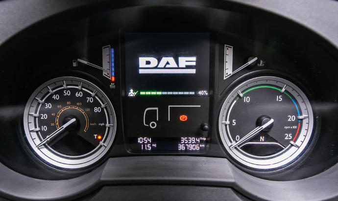 used daf xf buying guide