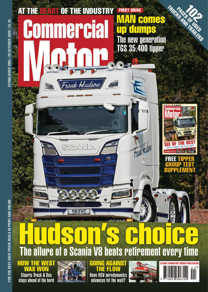 Commercial Motor 23 July 2020