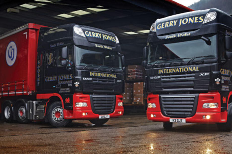 Used truck hgv reviews commercial vehicle buyers for Jones motor company trucking