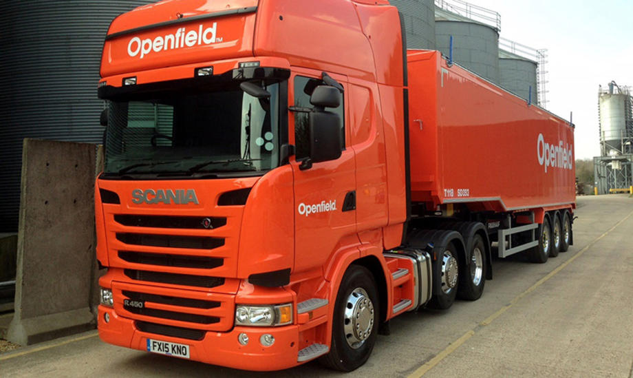 Openfield Michelin solutions