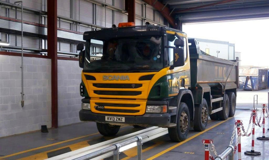 TruckEast Scania Witham