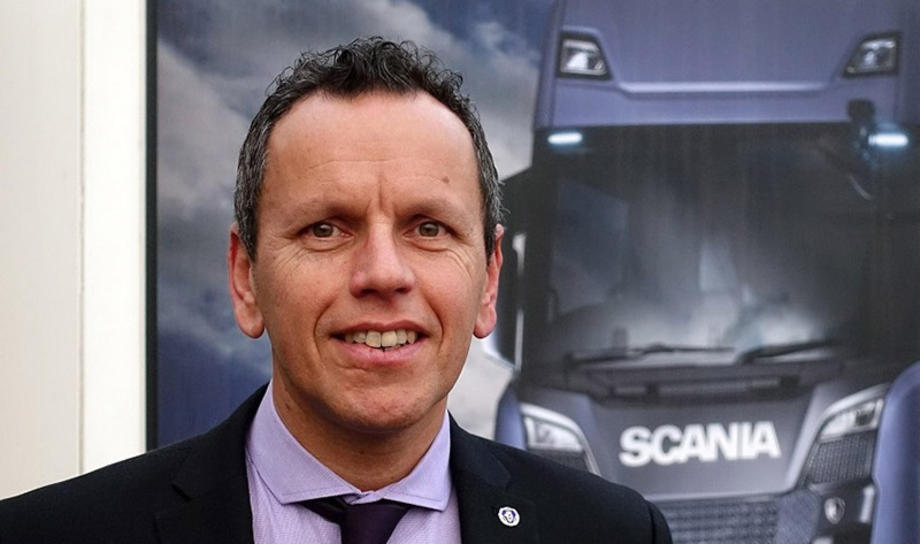 Scania aftersales