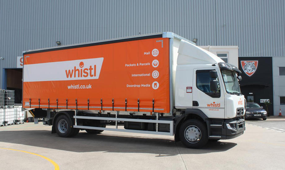 Tiger Trailers Whistl