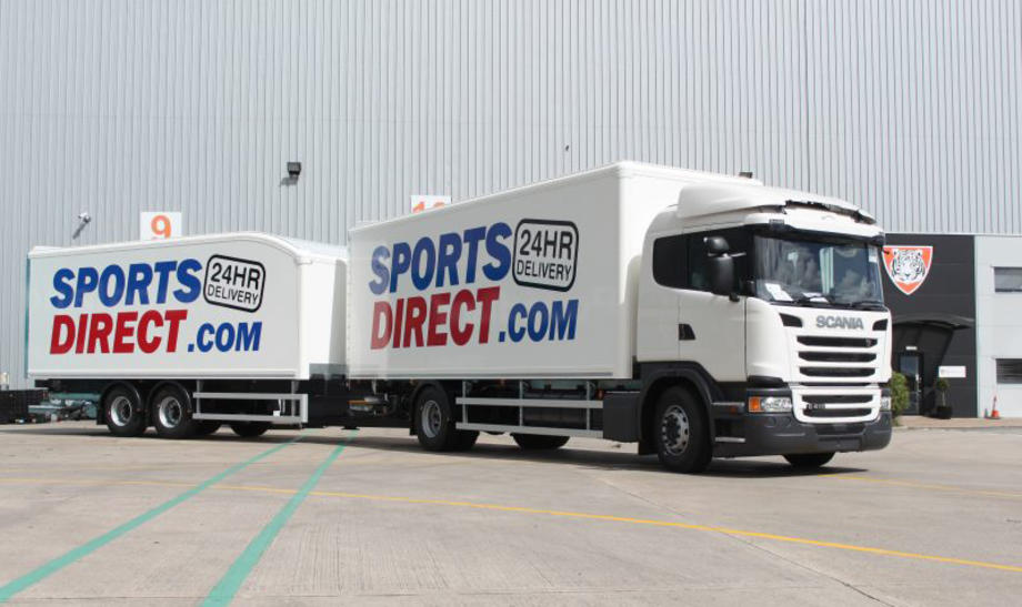 Tiger Trailers Sports Direct