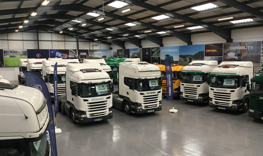 Scania Warrington