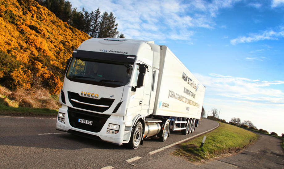 Iveco Aberdeen
