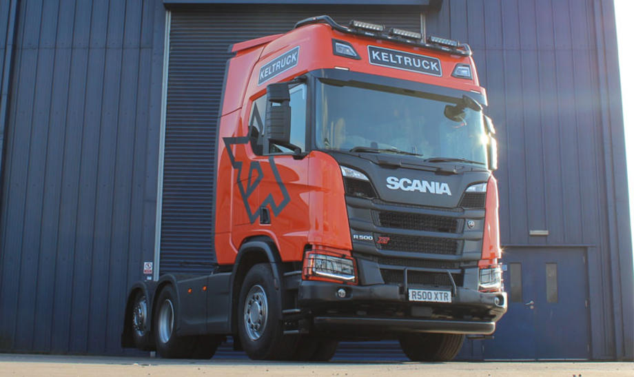 Keltruck Scania