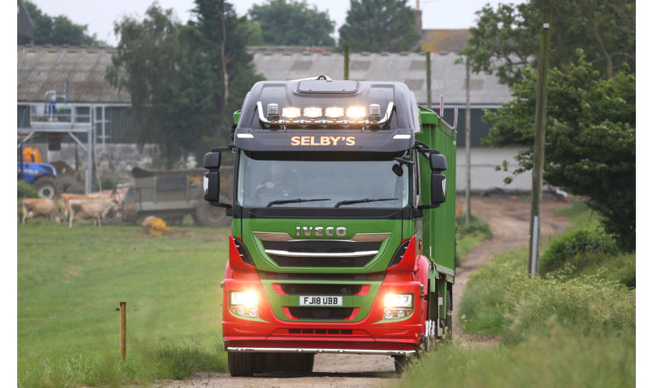 Selbys Garage Iveco Stralis X-Way