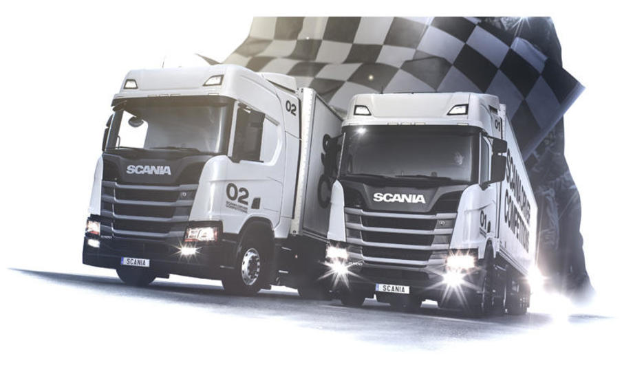 Scania Driver Competition 2018-19