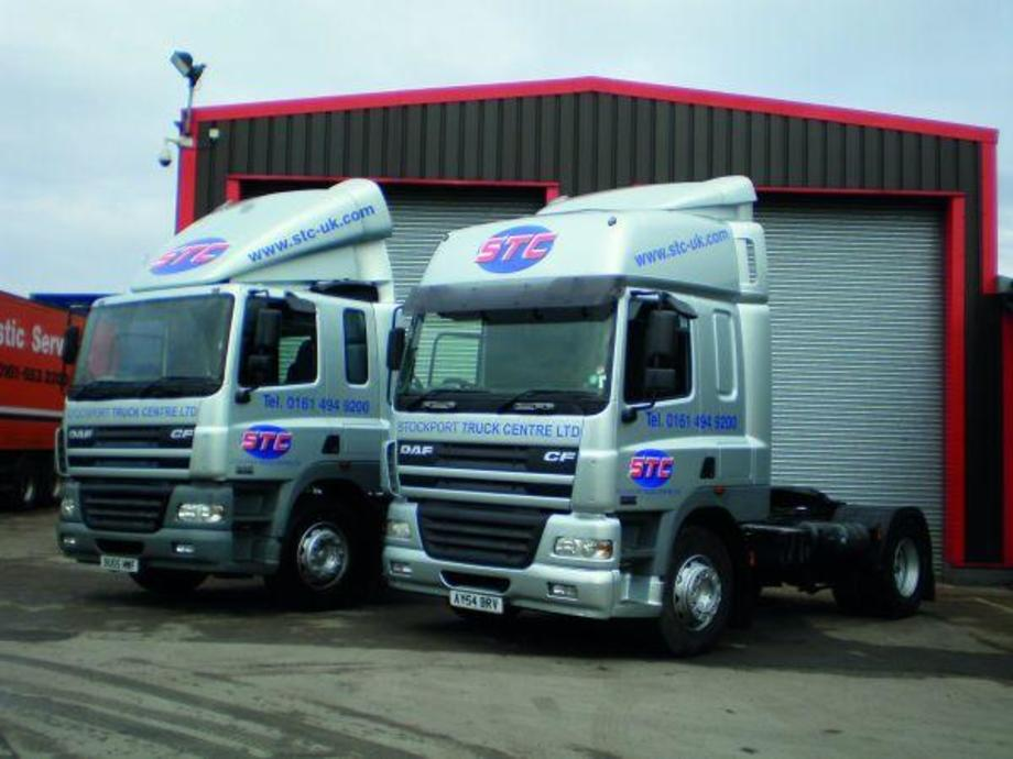 Stockport Truck Centre