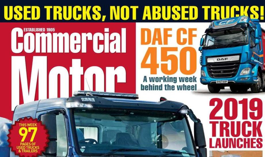 Commercial Motor 03 January 2019