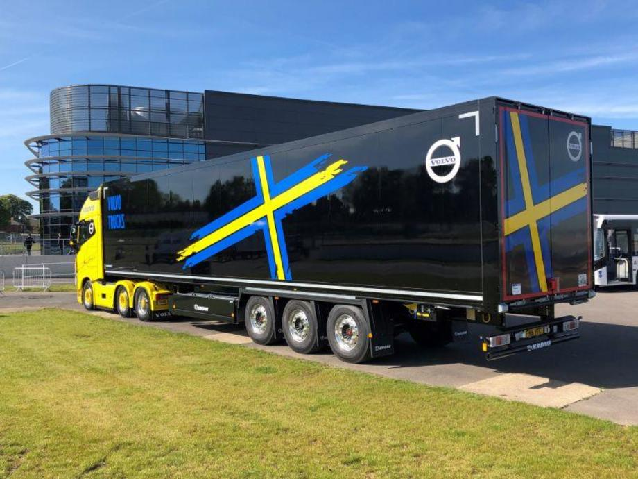 Volvo opt for Krone
