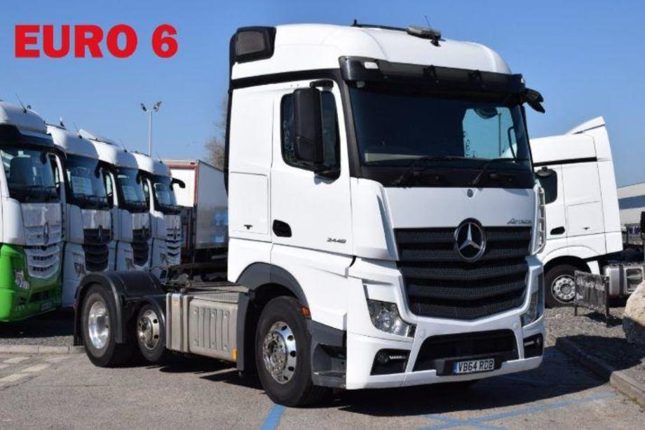Actros 6x2