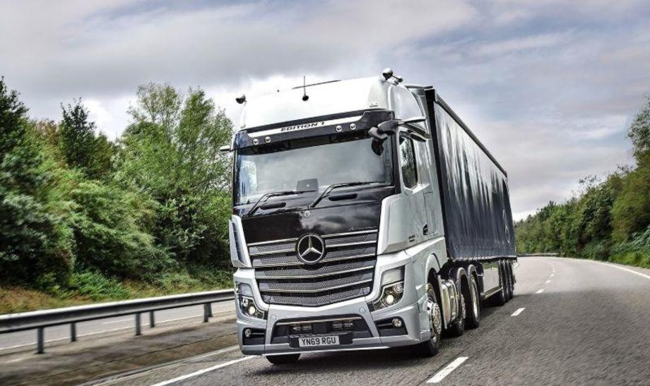 Mercedes-Benz Actros edition 1