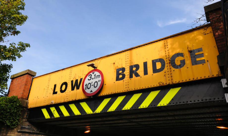 low-bridge