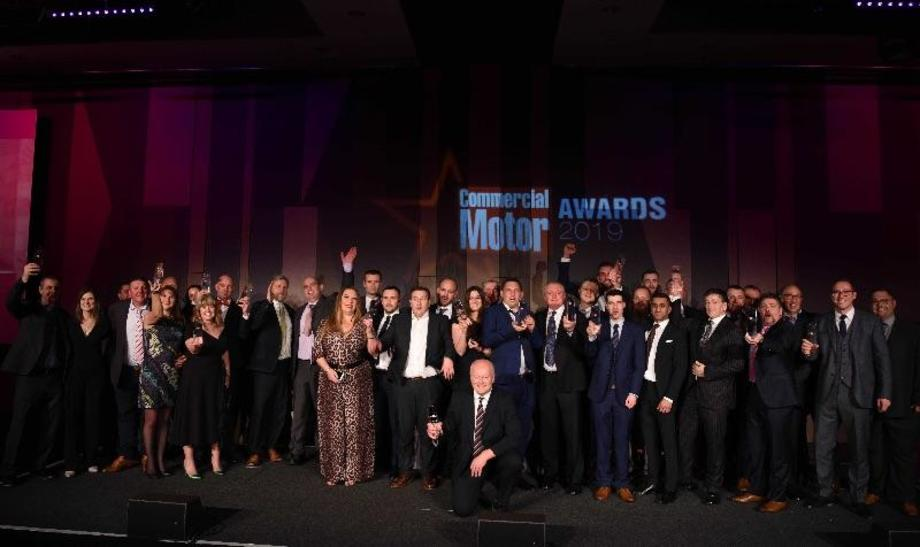 Commercial Motor Awards 2019