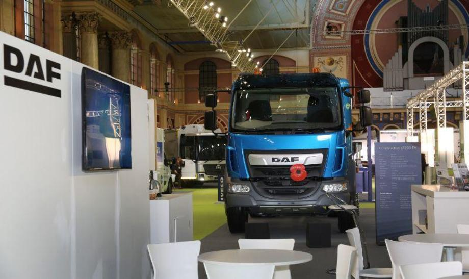 DAF at Freight in the City