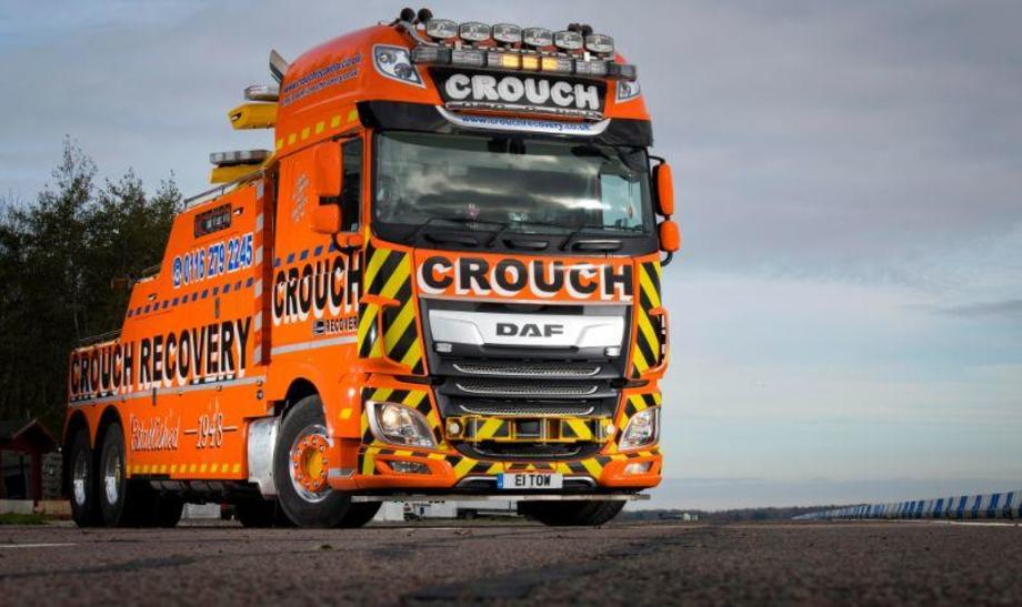 Crouch buys new DAF XF