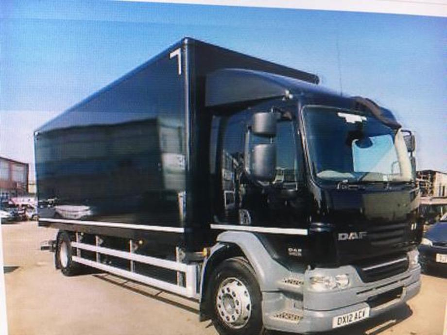 FVTH DAF LF rigid
