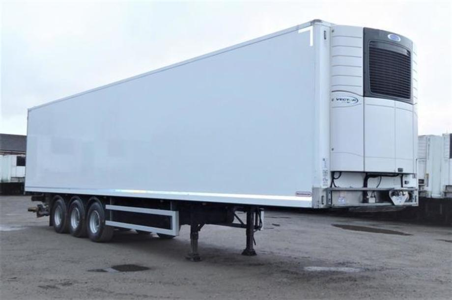 2014 Montracon trailers