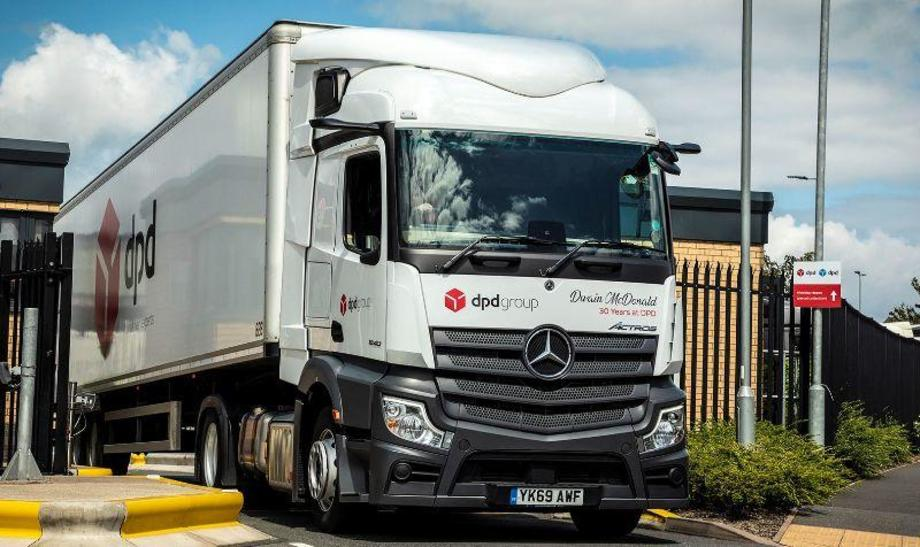 DPD Actros