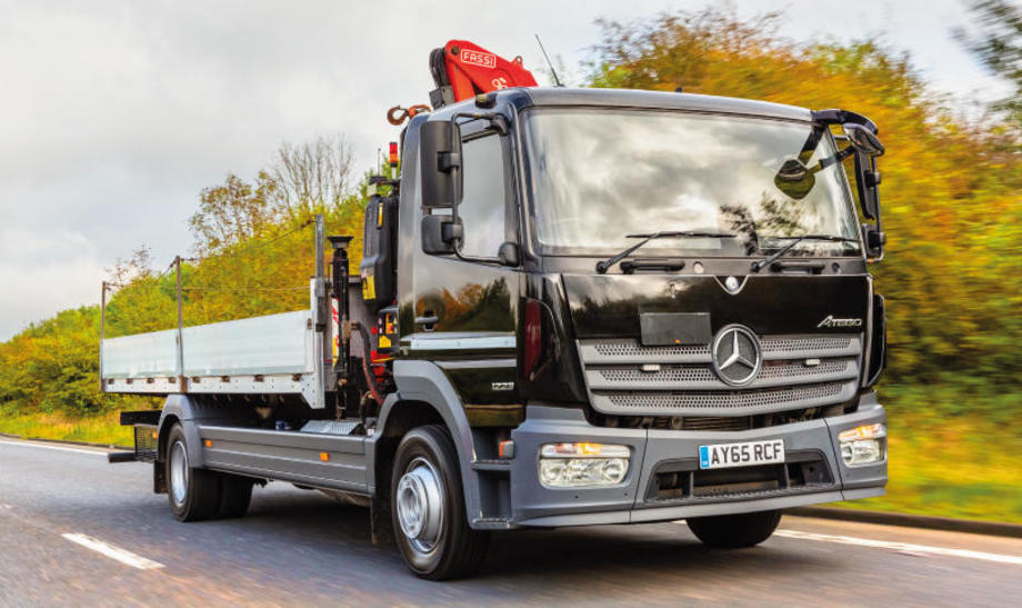 mercedes benz atego used buying guide