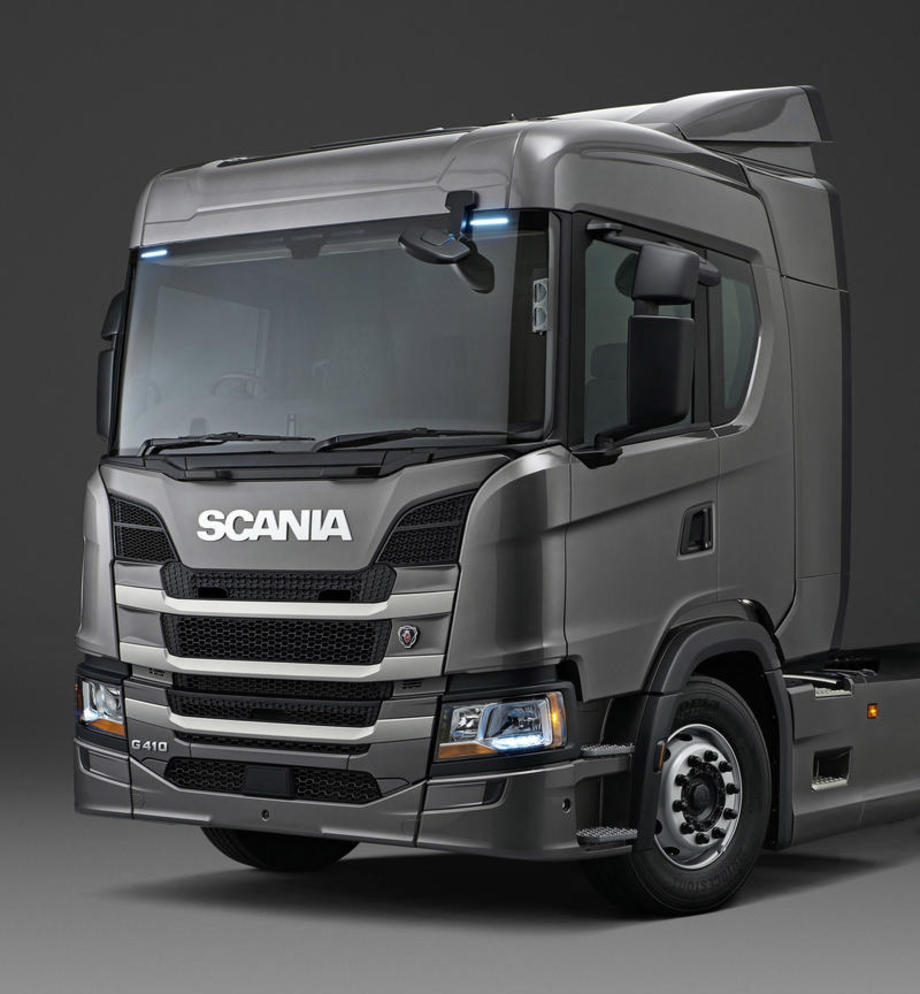 New Scania G Series
