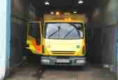 2008 Iveco Eurocargo 7.5 tonne with onboard workshop.