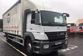 Mercedes-Benz Trucks - Axor - 2008